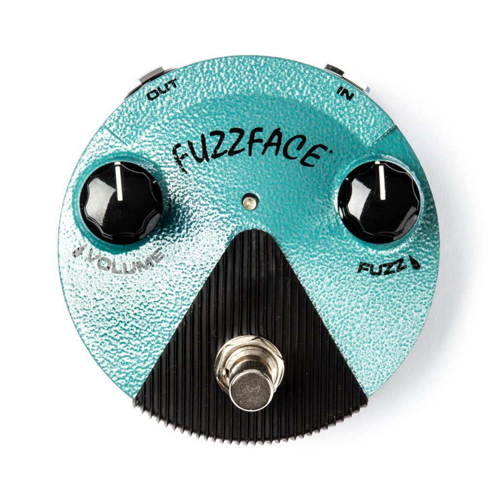 Dunlop FFM3 Jimi Hendrix Fuzz Face Mini Distortion