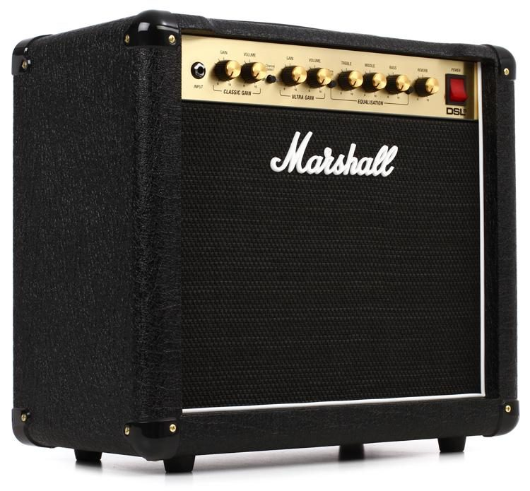 Marshall Amps Guitar Combo Amplifier (M-DSL5CR-U)