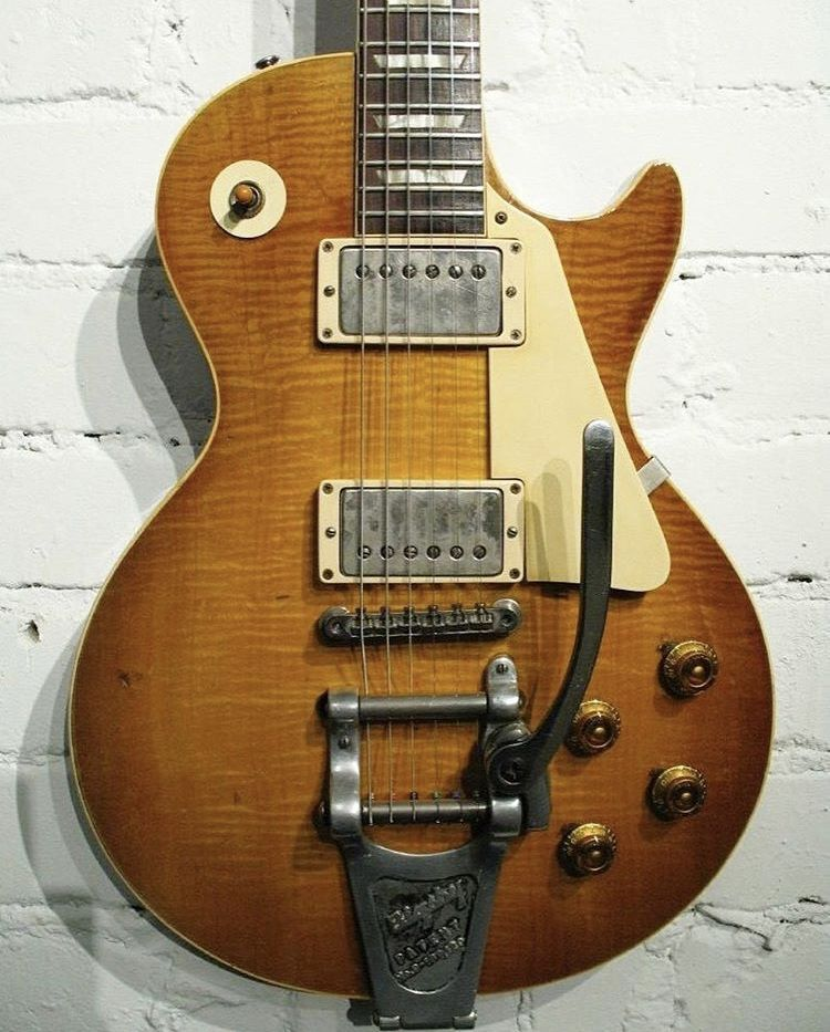 Keith Richards 1959 Les Paul Standard